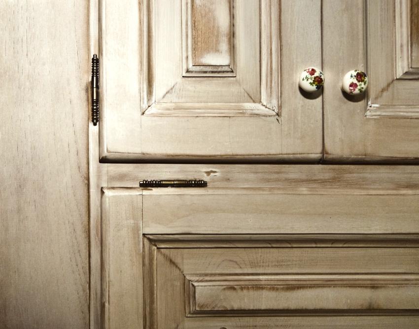 Cucina chiara particolare falegnameria agostini - Cucina particolare ...