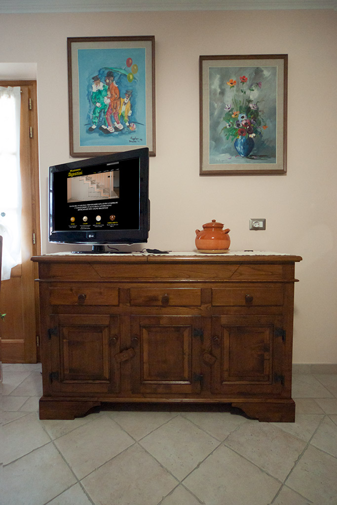 mobile cucina  Falegnameria Agostini